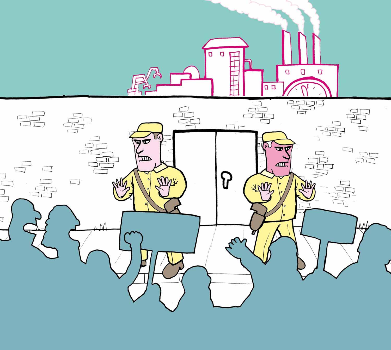 Geldplanet - Kapitel 4, Illustration