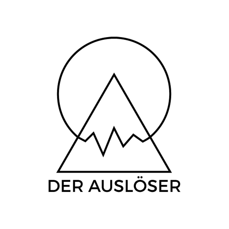 Der Auslöser – Logo und Website